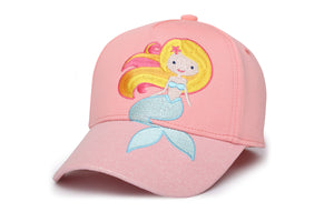 Kids' Ball Cap - Mermaid