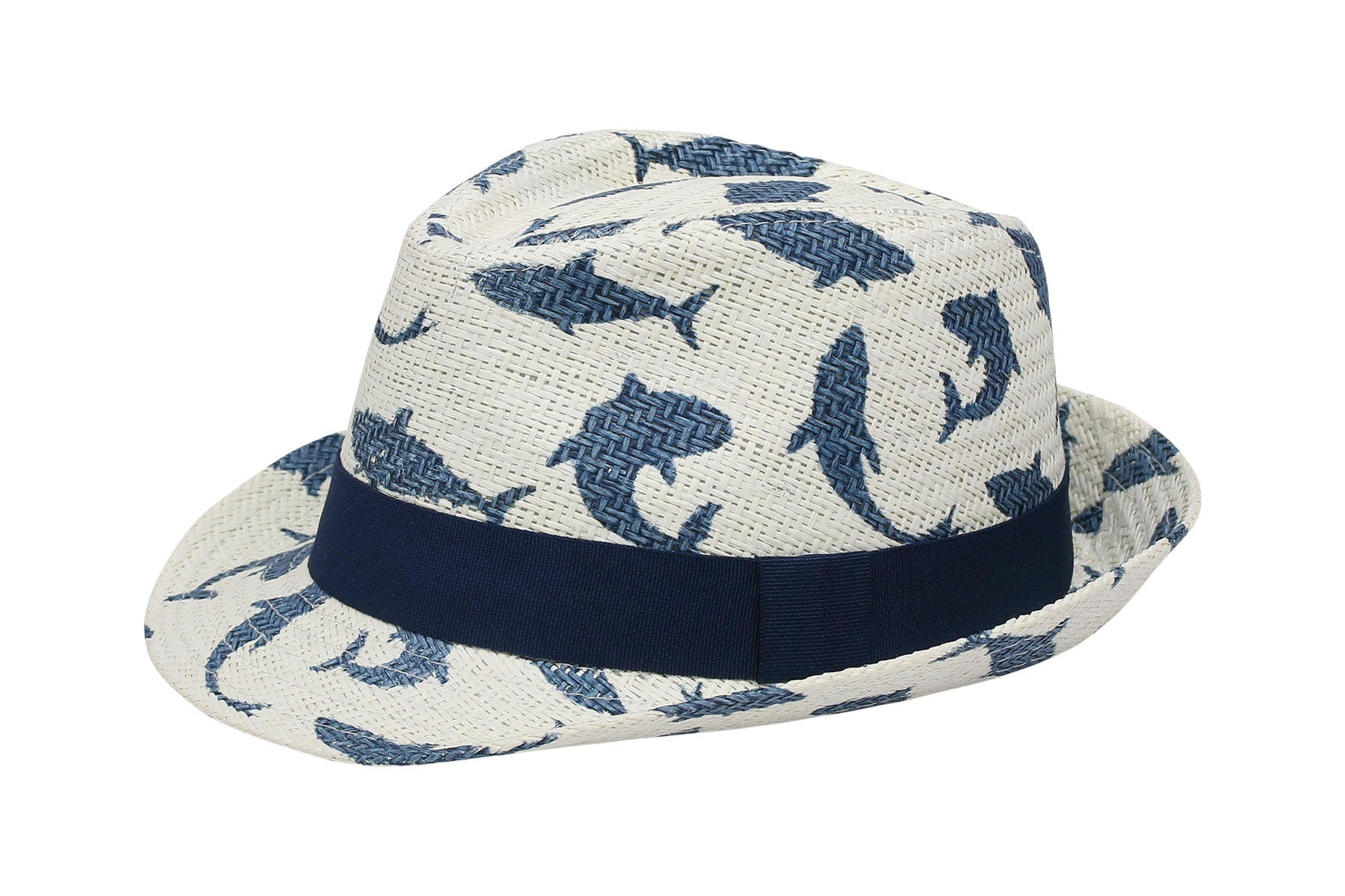 Kids' Fedora - Shark