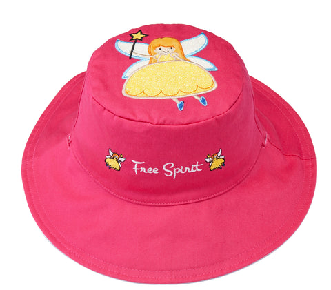 Kids' Sunhat - Fairy/Unicorn