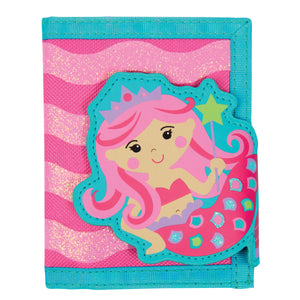Kid's Wallet - Mermaid