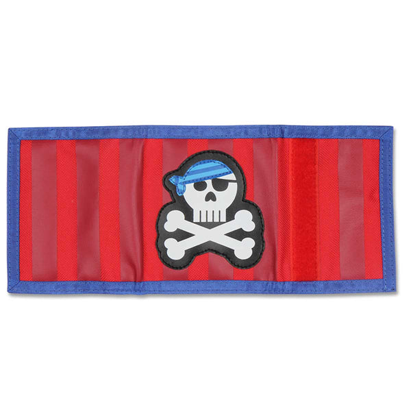 Kid's Wallet - Pirate