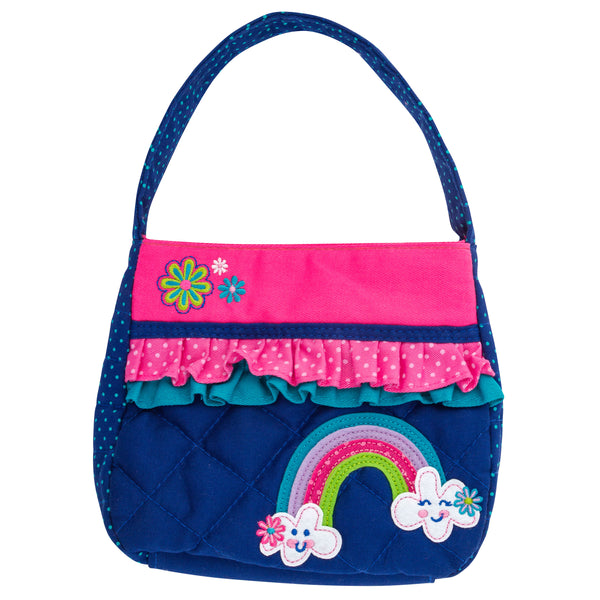 Quilted Purses - Rainbow