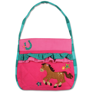 Quilted Purses - Girl Horse