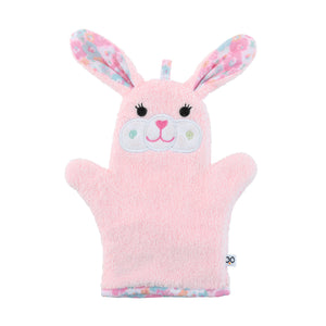 Bath Mitts - Beatrice the Bunny