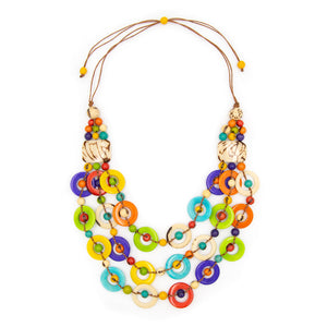 Libby Necklace - Multicolor