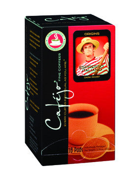 Espresso Italiano Single Cup Coffee Pods (As low as $0.50 Per Cup)