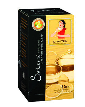 Chai (Black Tea) Single Cup Tea Pods (As low as $0.50 Per Cup)