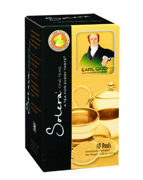 Earl Grey (Black Tea) Single Cup Tea Pods (As low as $0.50 Per Cup)