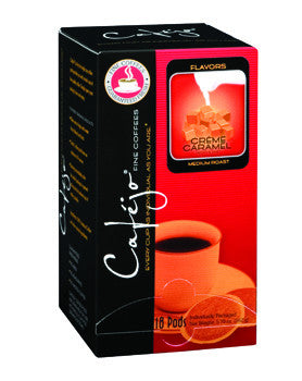 Caramel Creme Single Cup Coffee Pods (AS LOW AS $0.50 PER CUP)