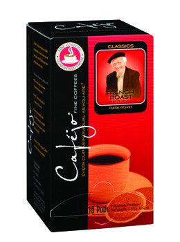 French Roast Single Cup Coffee Pods (As low as $0.50 Per Cup)