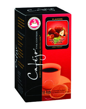 Hazelnut Creme Single Cup Coffee Pods (As low as $0.50 Per Cup)