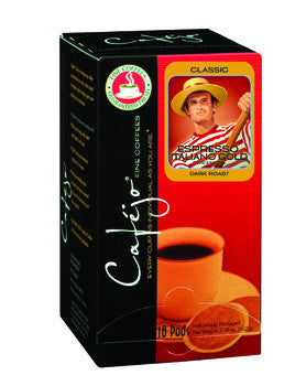 Espresso Gold Single Cup Coffee Pods (As low as $0.57 Per Cup)