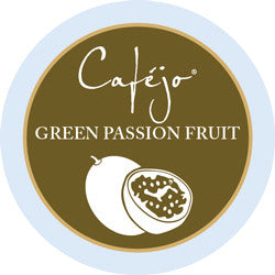 Green Passion Fruit Tea Single Serve Cups
