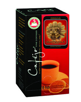 Guatemala Single Cup Coffee Pods (As low as $0.50 Per Cup)
