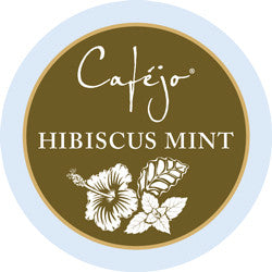 Hibiscus Mint Tea Single Serve Cups