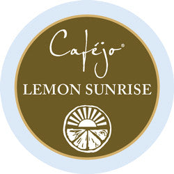 Lemon Sunrise Tea Single Serve Cups