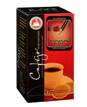 Signature Blend Single Cup Coffee Pods (As low as $0.50 Per Cup)