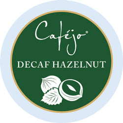Decaf Hazelnut Creme - Light Roast Single Serve Cups