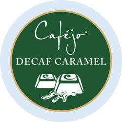 Decaf Caramal Creme - Light Roast Single Serve Cups