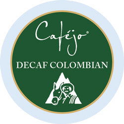 Decaf Colombian - Medium Roast Single Serve Cups
