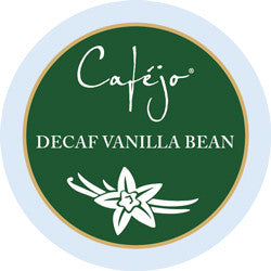 Decaf Vanilla Bean - Light Roast Single Serve Cups