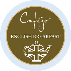 English Breakfast Tea Single Serve Cups