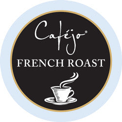 French Roast - Dark Roast Single Serve Cups