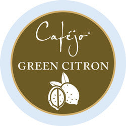 Green Citron Tea Single Serve Cups