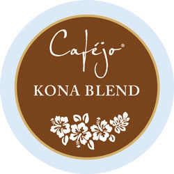 Kona Blend - Light Roast Single Serve Cups