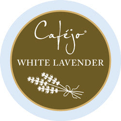 White Lavender Tea Single Serve Cups