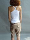 Comfortable Simple Cotton Vest