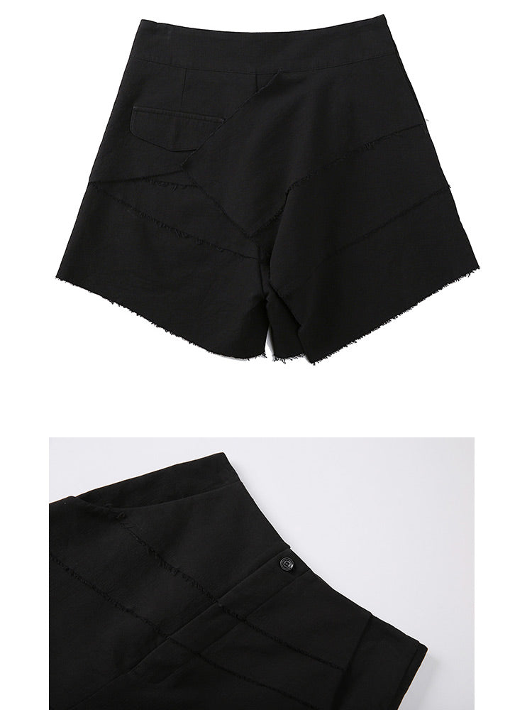 Original Designed Cropped Culotte