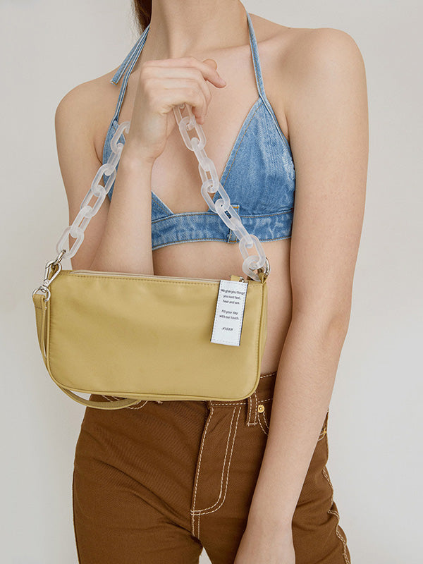 Chic Fashion Double Chains Bags