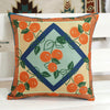 Butterfly Pattern Square Pillow Case