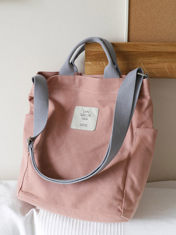 Simple Canvas Bags