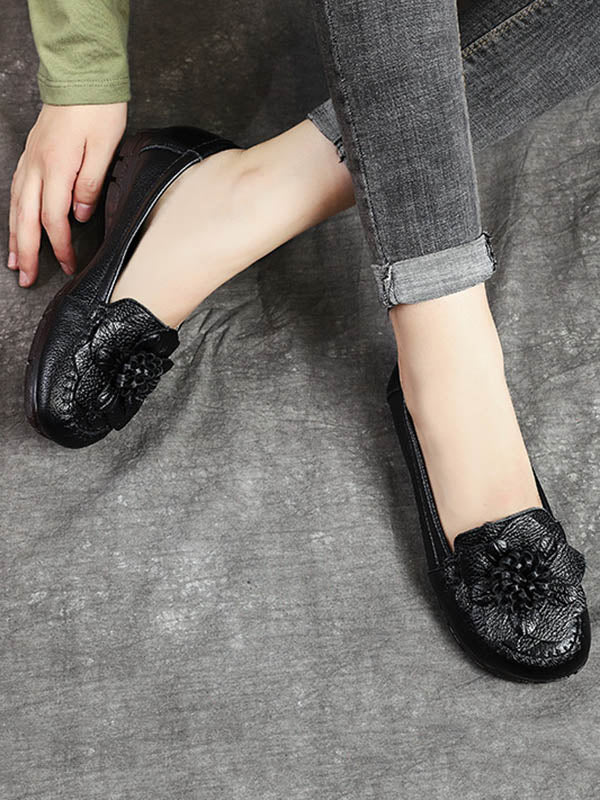 Simple Comfortable Flat Shoes