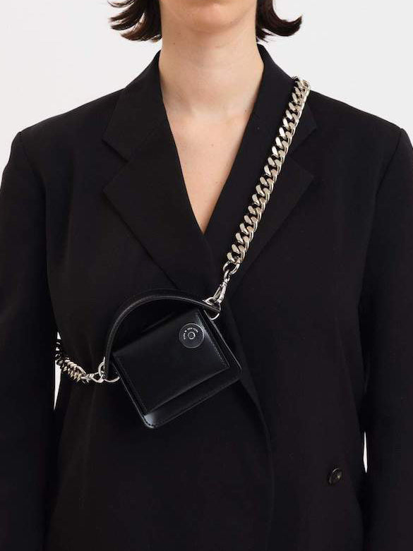 Chic Thick Chain Simple Small Bag