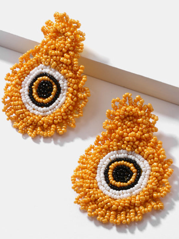 Colorful Designed Earrings