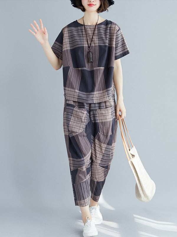 New Loose Oversize Tops + Harem Pants