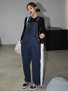 Retro Casual Jean Jumpsuits