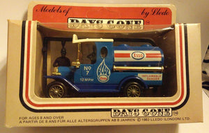 Lledo Days Gone DG8 1920 Ford Model T Tanker Esso Rare Error 'Inflamable' Spelling Made in England