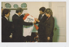 Load image into Gallery viewer, Carl Yastrzemski Boston Red Sox 3000 Hits President Jimmy Carter White House Postcard 1980