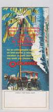 Load image into Gallery viewer, Home Lines ss Oceanic 1976 Nassau Cruises Brochure
