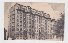 Load image into Gallery viewer, Hotel Puritan Commonwealth Ave Boston Massachusetts Postcard 1920's