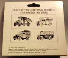 Load image into Gallery viewer, Lledo Hartoy DG13 Hershey's Milk Chocolate 1934 Ford Model A Van Made in England - TulipStuff