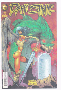 Dark Shrine # 2 Comic Book Antarctic Press July 1998 - TulipStuff