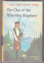 Load image into Gallery viewer, Nancy Drew Mystery Stories 41 The Clue of the Whistling Bagpipes 1964