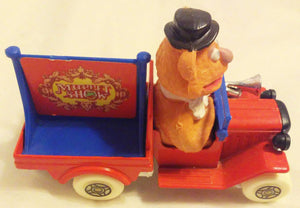 Corgi 2031-A1 Muppets Fozzie Bear's Truck Diecast Made in Great Britain 1979