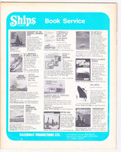 Load image into Gallery viewer, Ships Monthly Magazine January 1978 ss France ss America Orient Overseas Line British India Line Ark Yoyal - TulipStuff