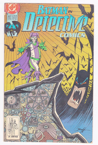 Batman in Detective Comics #617 July 1990 DC Comics The Joker